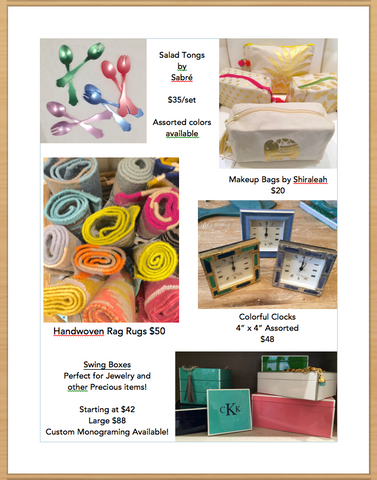 Holiday Gift Guide Page 2