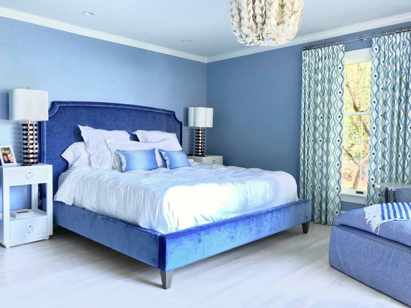 Blues | Dwelling & Design