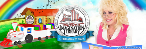 Imagination Library July 2017