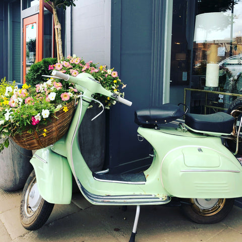 Mint Moped | High Point Market