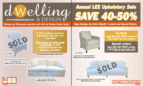 LEE Sale Catalog