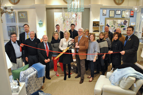 Dwelling & Design | 10th Anniversary Ribbon-cutting