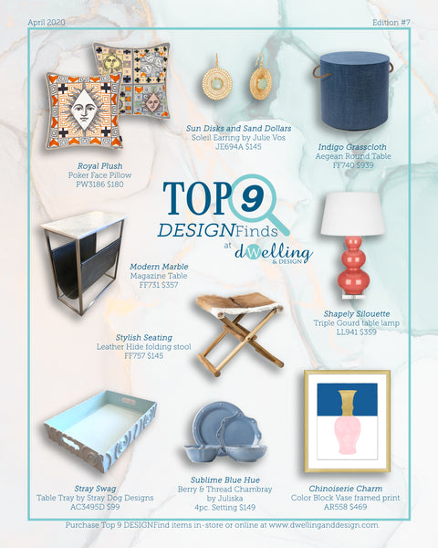 Dwelling & Design | Top 9 DESIGNFinds #7