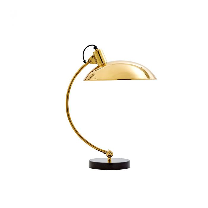 Diplomat Table Lamp | Brass