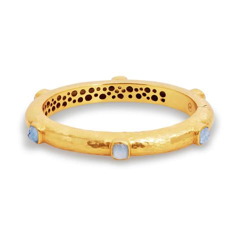 Catalina Hinge Bangle | More colors available