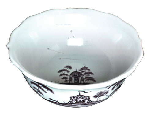Country Estate Flint Cereal/Ice Cream Bowl Hen House