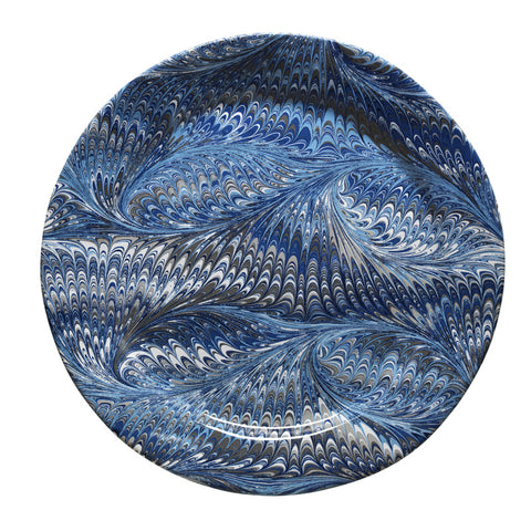 Firenze Delft Blue Charger Plate