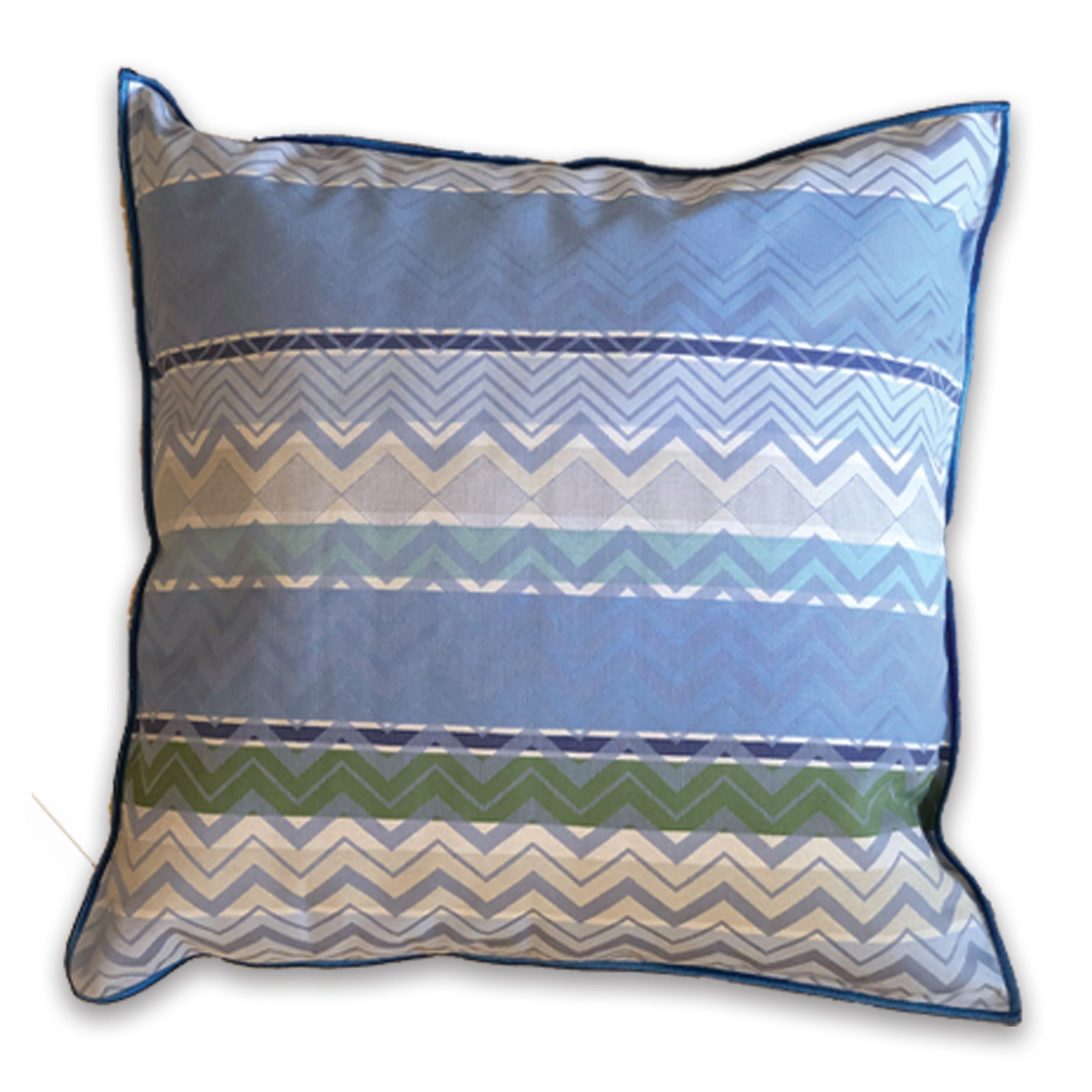 ColorRock Indoor/Outdoor 23 x 23 Pillow | Denim