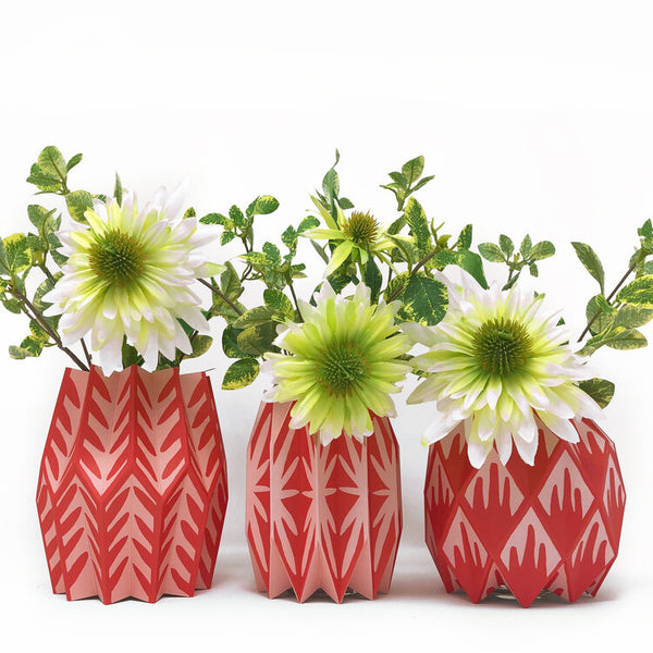 Vase Wraps | Different Styles Available