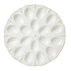 Berry & Thread Whitewash Deviled Egg Platter