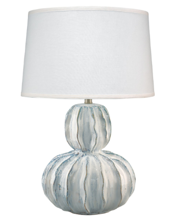 Ocean Gourde Table Lamp