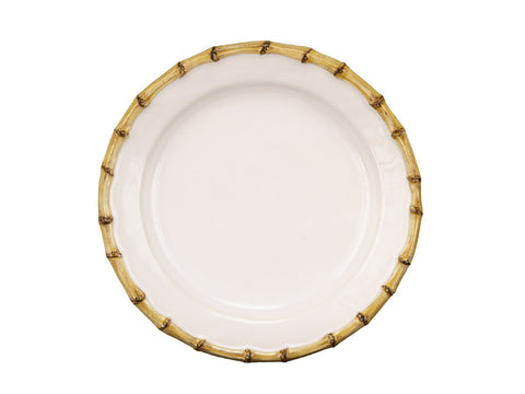 Classic Bamboo Natural Dessert/Salad Plate