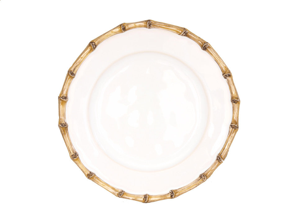 Classic Bamboo Natural Side Plate