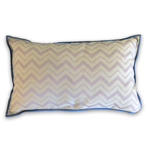 ColorRock Indoor/Outdoor 12 x 20 Pillow | Denim