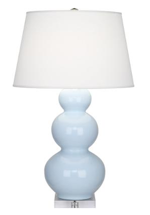 Triple Gourd Table Lamp | More colors available