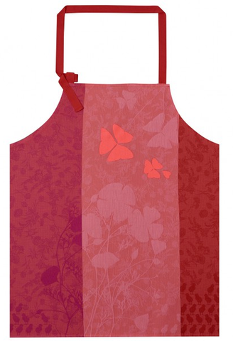 Apron Farm Family Pink 100% Cotton
