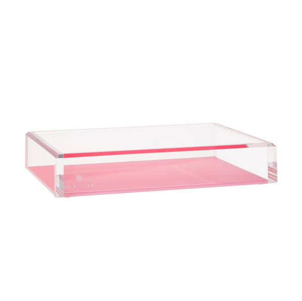 Medium Acrylic Tray | More colors available
