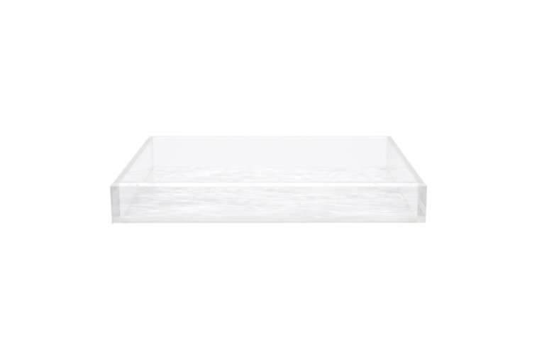 Large Acrylic Tray | Hudson Pearl