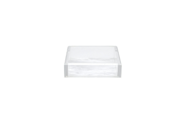 Acrylic Cocktail Napkin Tray | More colors available