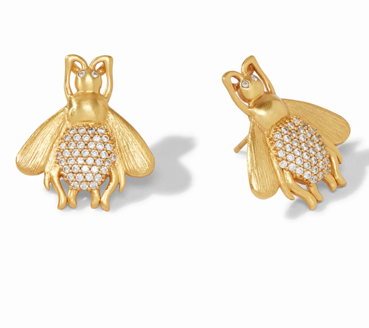 Bee Luxe Earring | More colors available