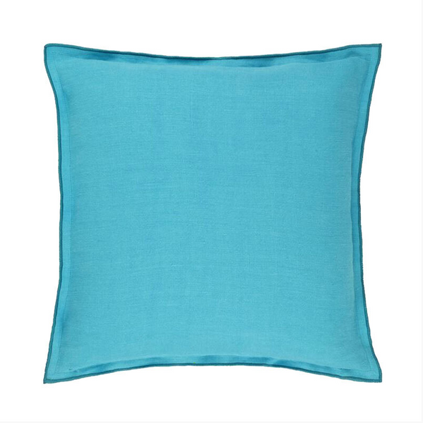MILAZZO TURQUOISE CUSHION by Designers Guild