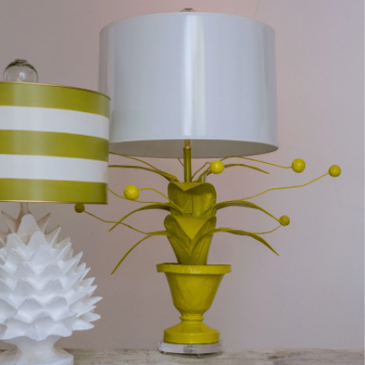 Crunchberry Lamp | Douglas Fir