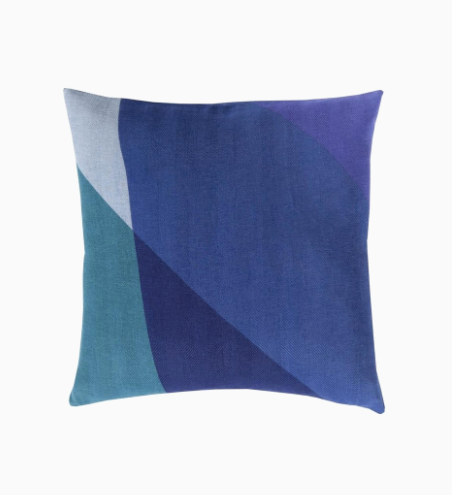 Teori Blues Pillow
