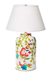 Summer Chintz Lamp