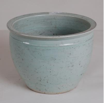 Celadon Flower Pot