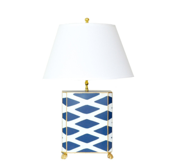 Parthenon Lamp | Navy