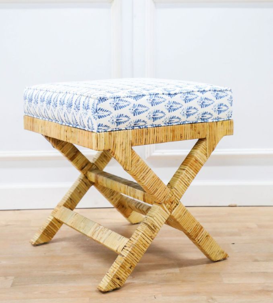 Bridgehampton Stool Performance | Navy