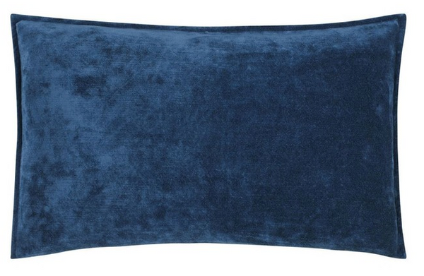 Rivoli Indigo Decorative Pillow