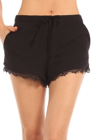 Lucy Trouser  Shorts. - Hapa Clothing