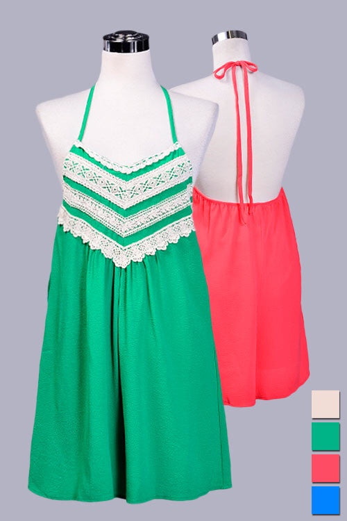 Envy Romper-Green - Hapa Clothing