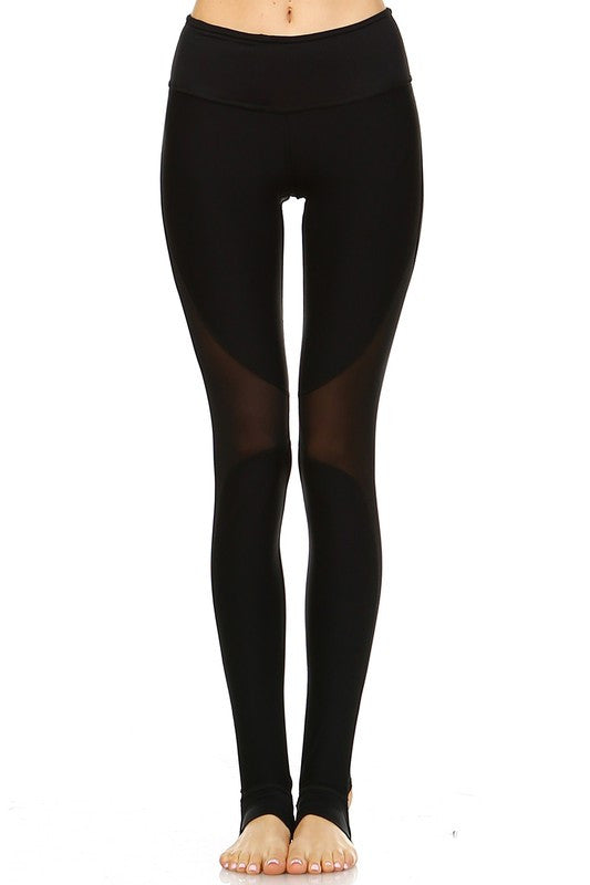 1. Nauhtya Yoga pants - Black - Hapa Clothing - 2