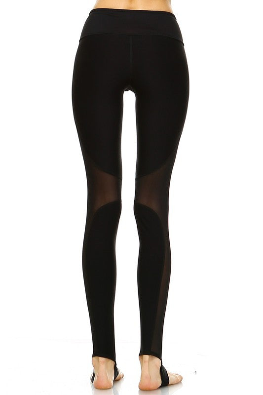 1. Nauhtya Yoga pants - Black - Hapa Clothing - 3