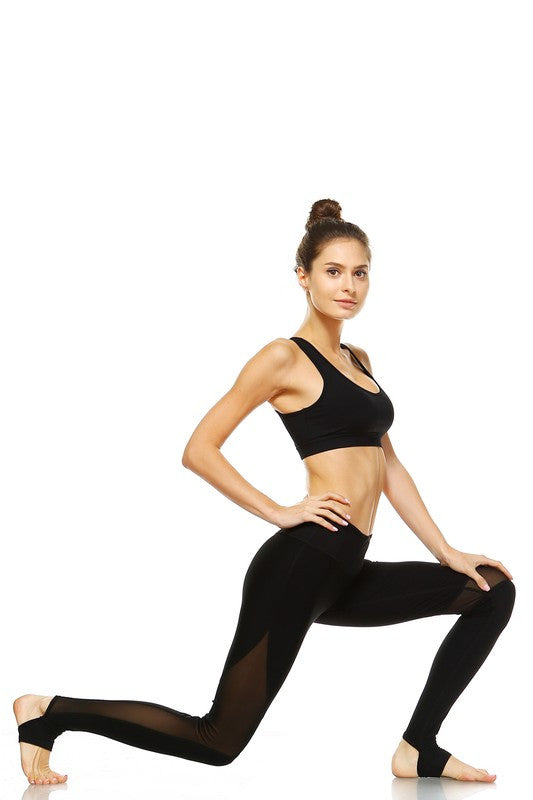 1. Nauhtya Yoga pants - Black - Hapa Clothing - 4