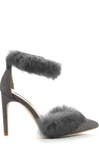 Tiffany Heels-Grey - Hapa Clothing - 2