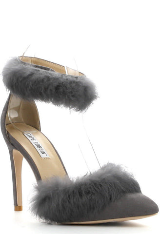 Tiffany Heels-Grey - Hapa Clothing - 1