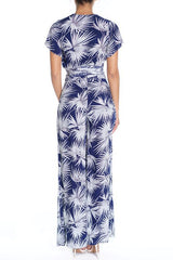 Tallulah Palm Set - Navy - Hapa Clothing - 3
