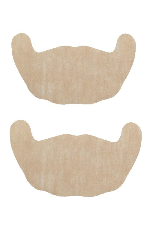 Adhesive Bra Forms-Nude - Hapa Clothing
