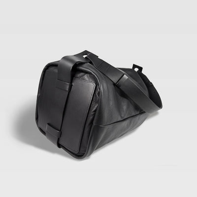 DUFFLE BAG BLACK