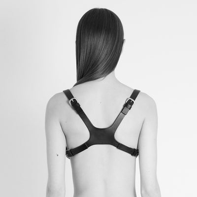 SKULL HARNESS BLACK