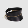 ZIP CURVE COLLAR