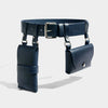 DOUBLE POCKET BELT - NAVY