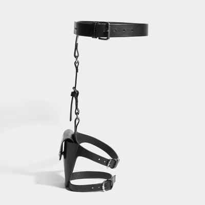 POCKET SUSPENDER HARNESS - BLACK