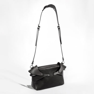 SHOULDER PIECE BAG BLACK
