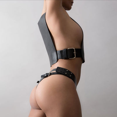 SOFT CROPPED HARNESS