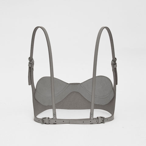 BALCONY BRA GREY