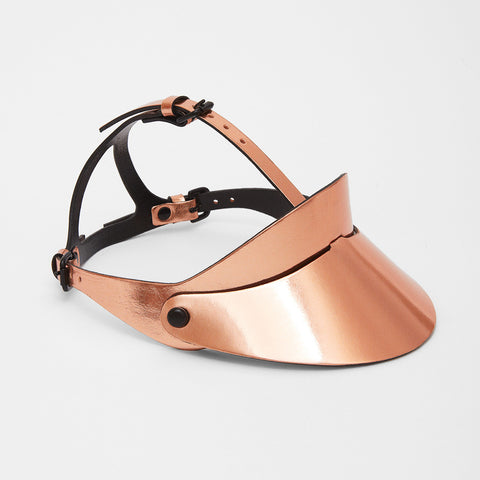 RACER BACK VISOR - COPPER
